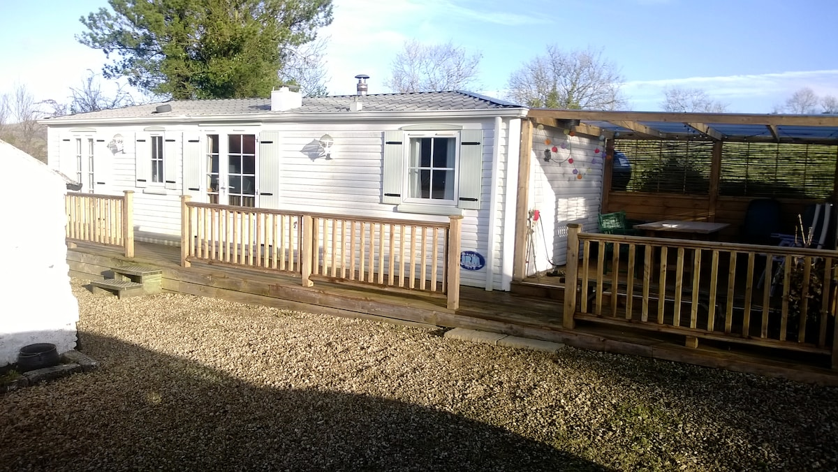 Luxury Mobile Home incl. decking