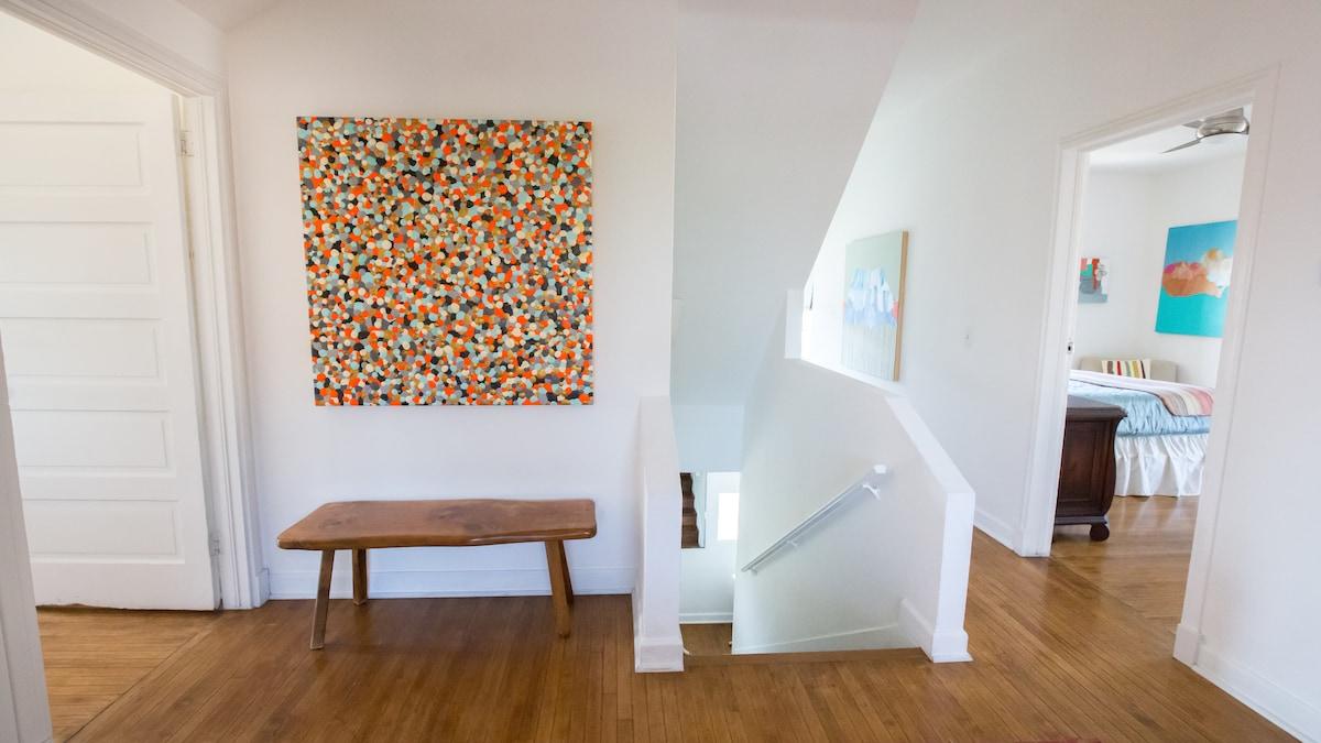 Contemporary Echo Park Apartment