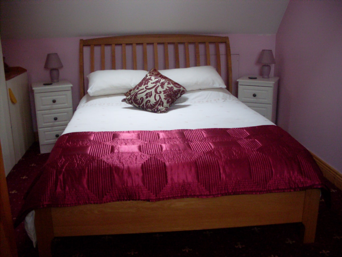 warm & welcome double room