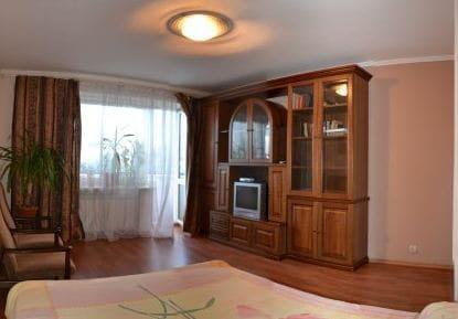 k125 1-room apartment in Kiev