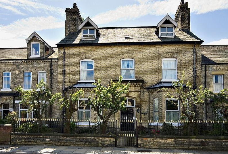 Large victorian period property