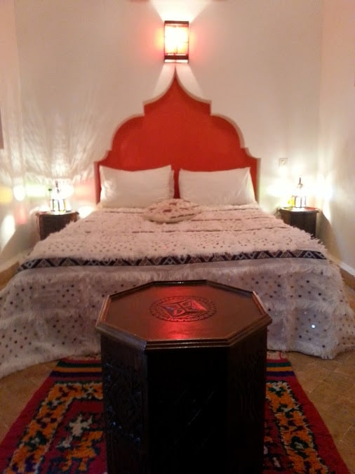 Central charming room Marrakech
