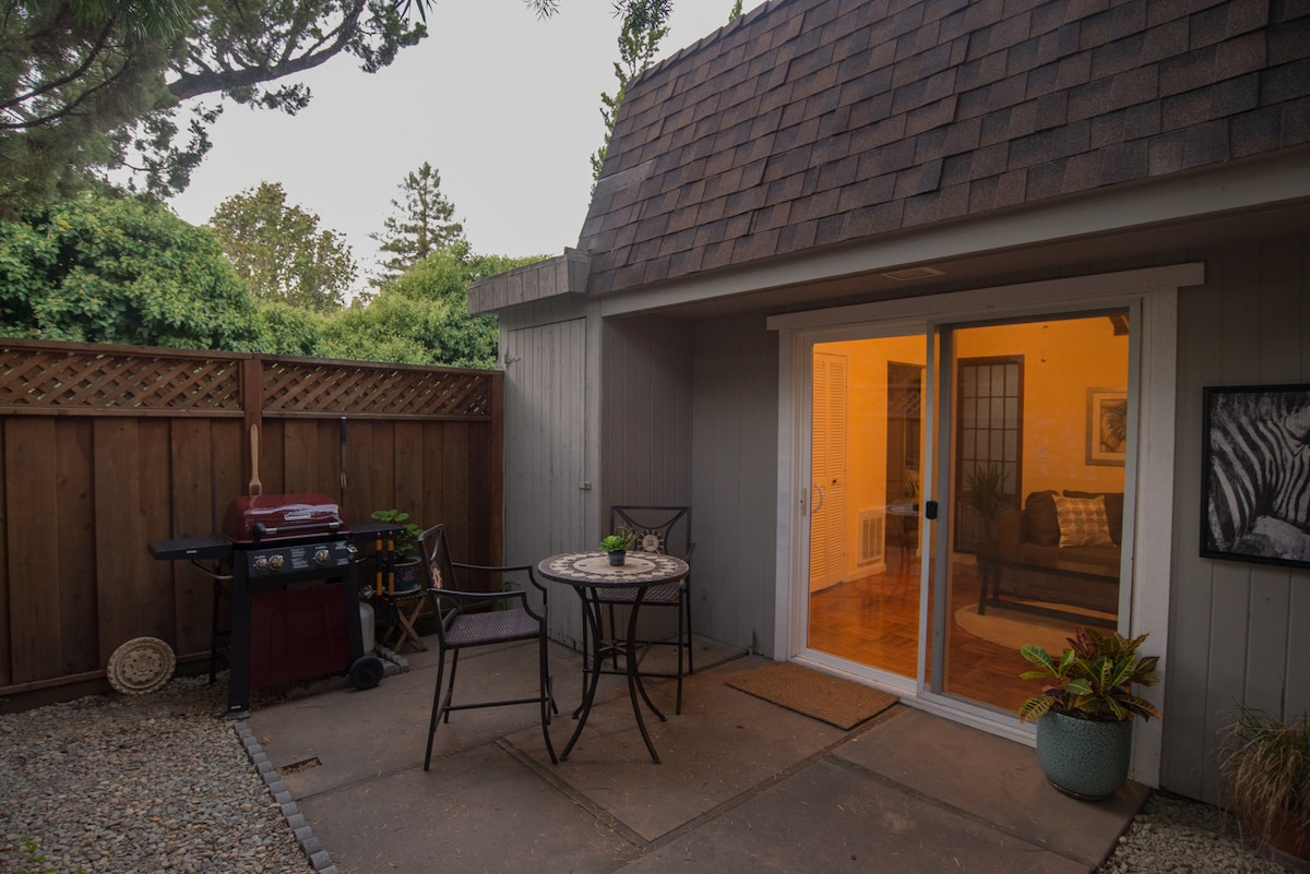 Private Los Gatos Cottage A