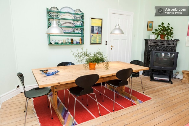 2 beautiful and bright CPH rooms