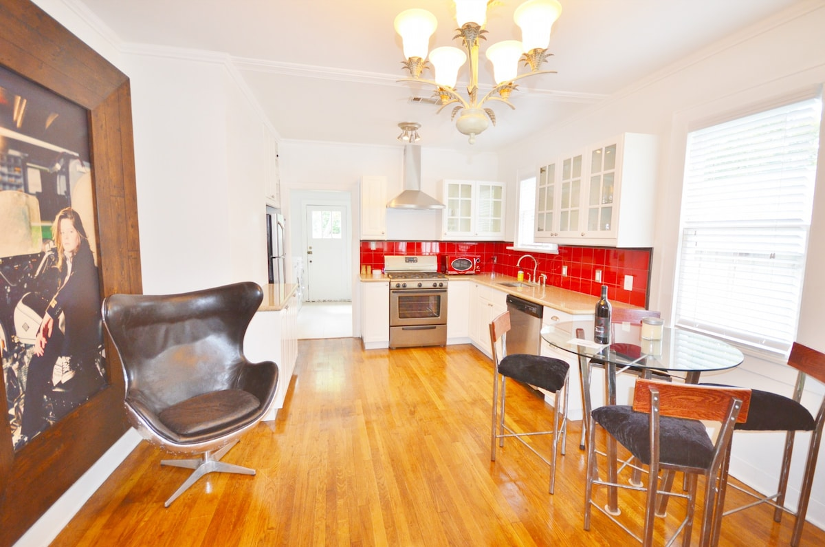 2BR Stylish South Congress House