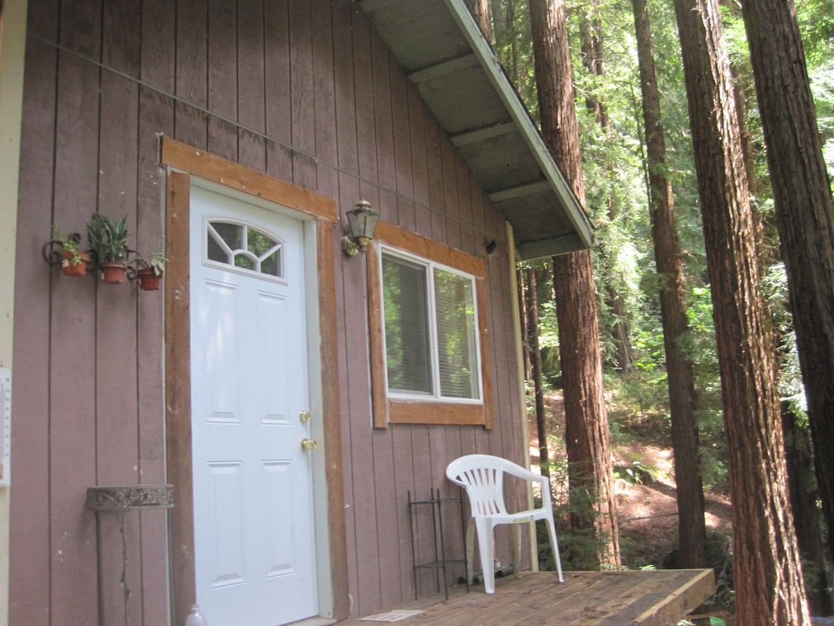 Bio Chic Cabin in the Redwoods