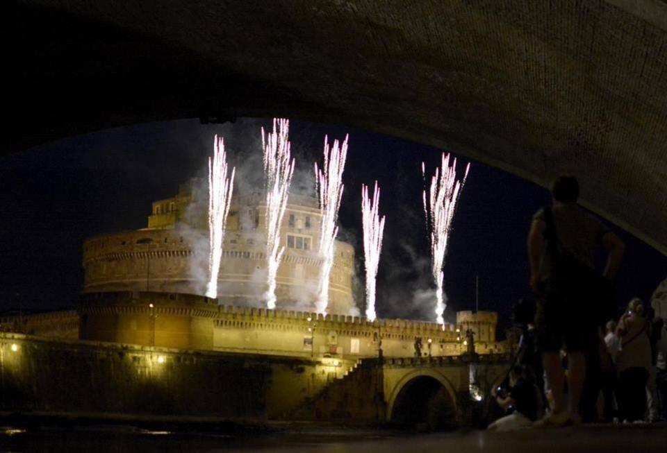 Ext Build.: Castel Sant'Angelo