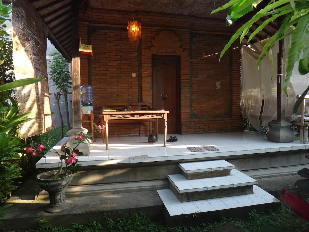 Balila B&B in Ubud,Hanuman Bungalow