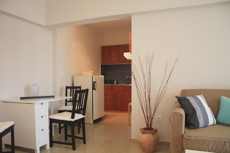 1-bedroom apt with sea view - 38m2