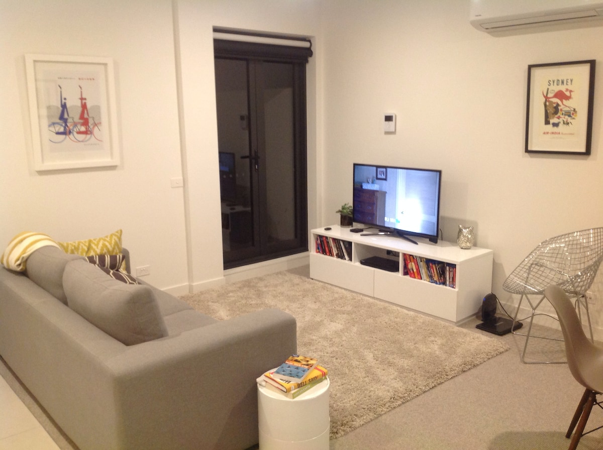 Entire apartment in South Yarra
