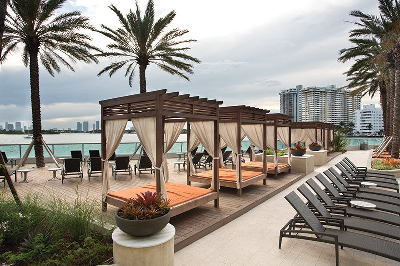 Chic 1 BR Apt In South Beach