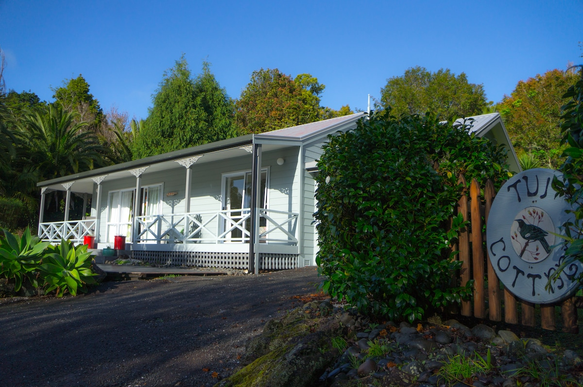 Tui Cottage at Driftwood Central