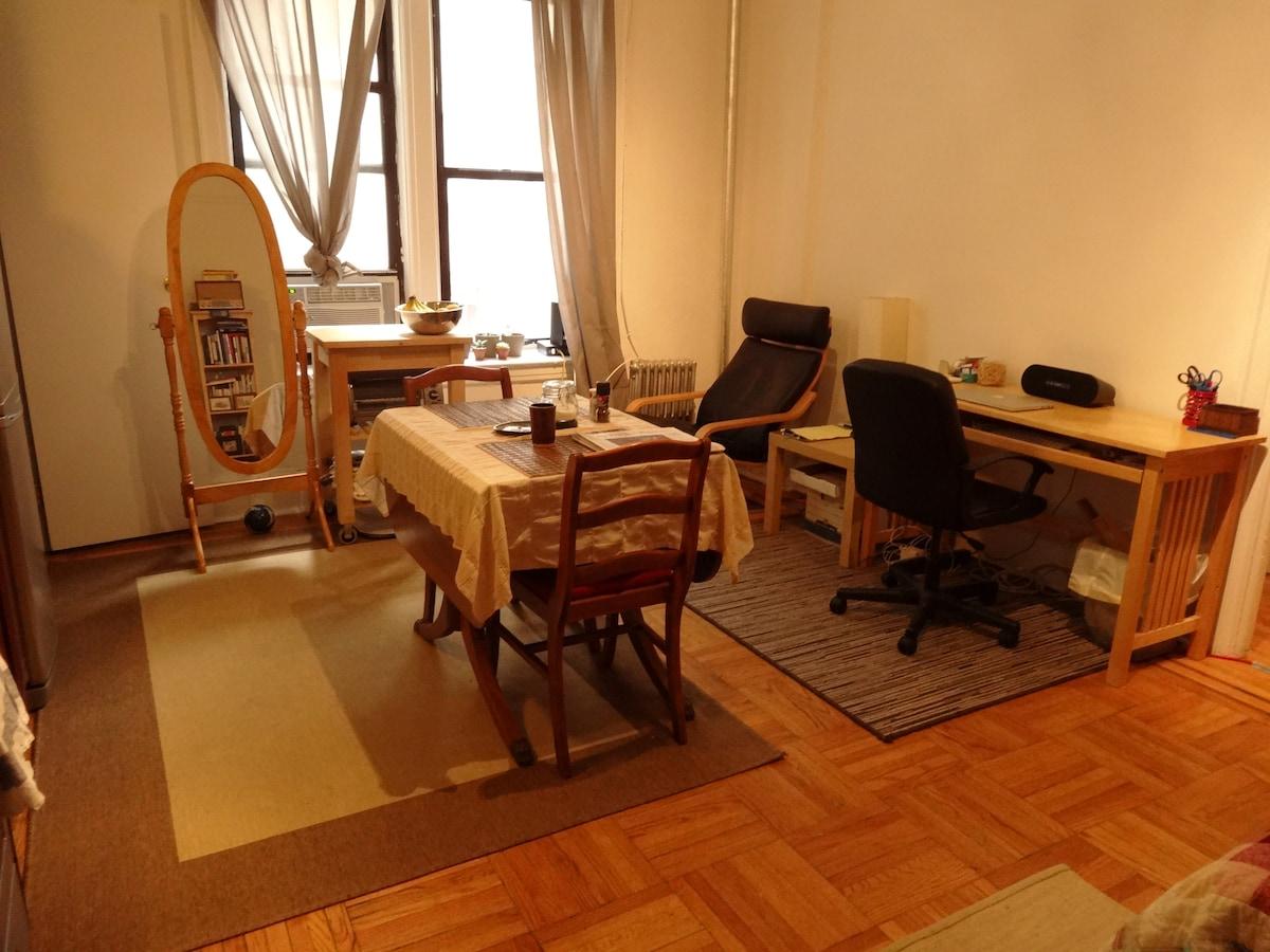 Prospect Heights Studio Apartment