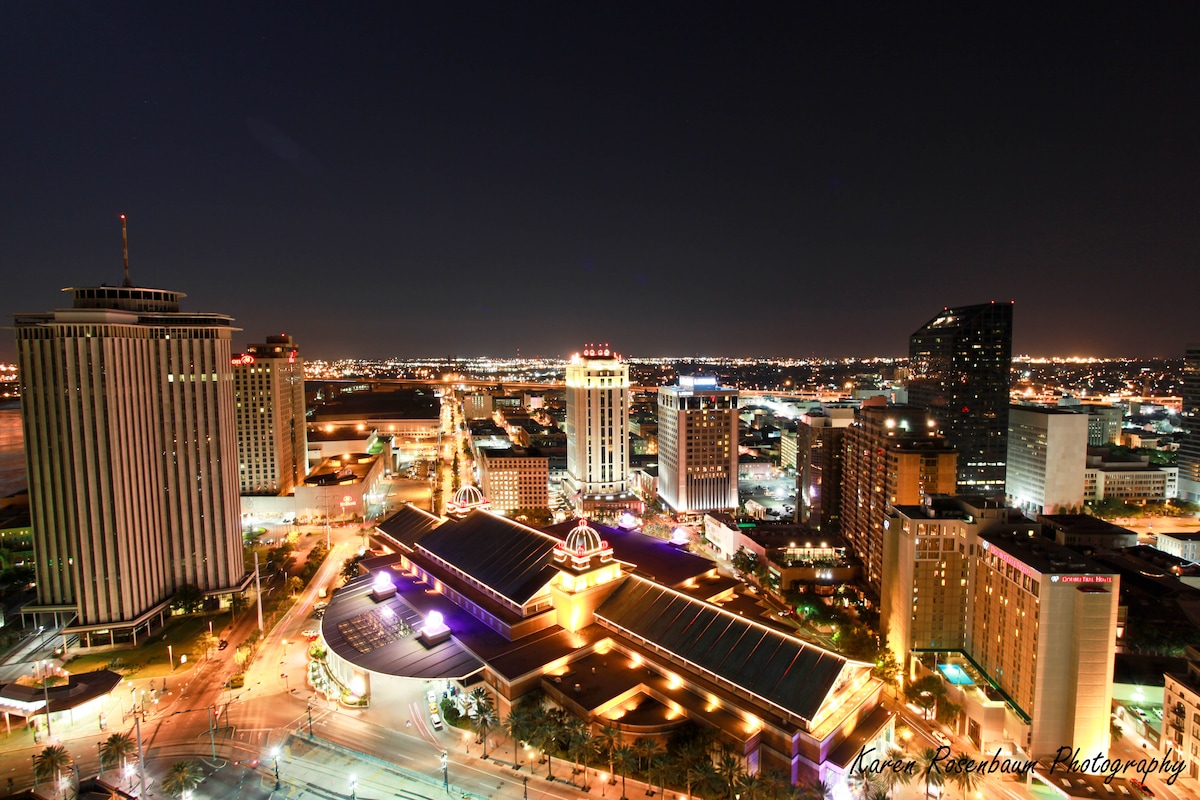 Amazing Downtown New Orleans! UL2