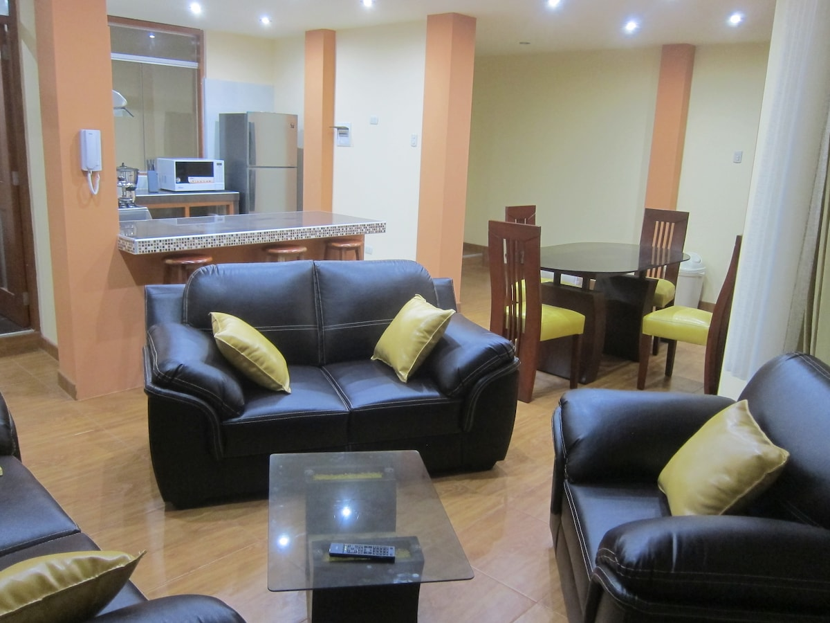 Furnished Apartment in Huanchaco