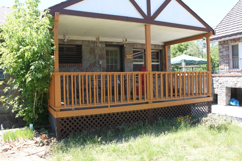Completely PRIVATE!  2BR cottage!!!