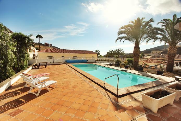 Tauro Villa with luxury pool
