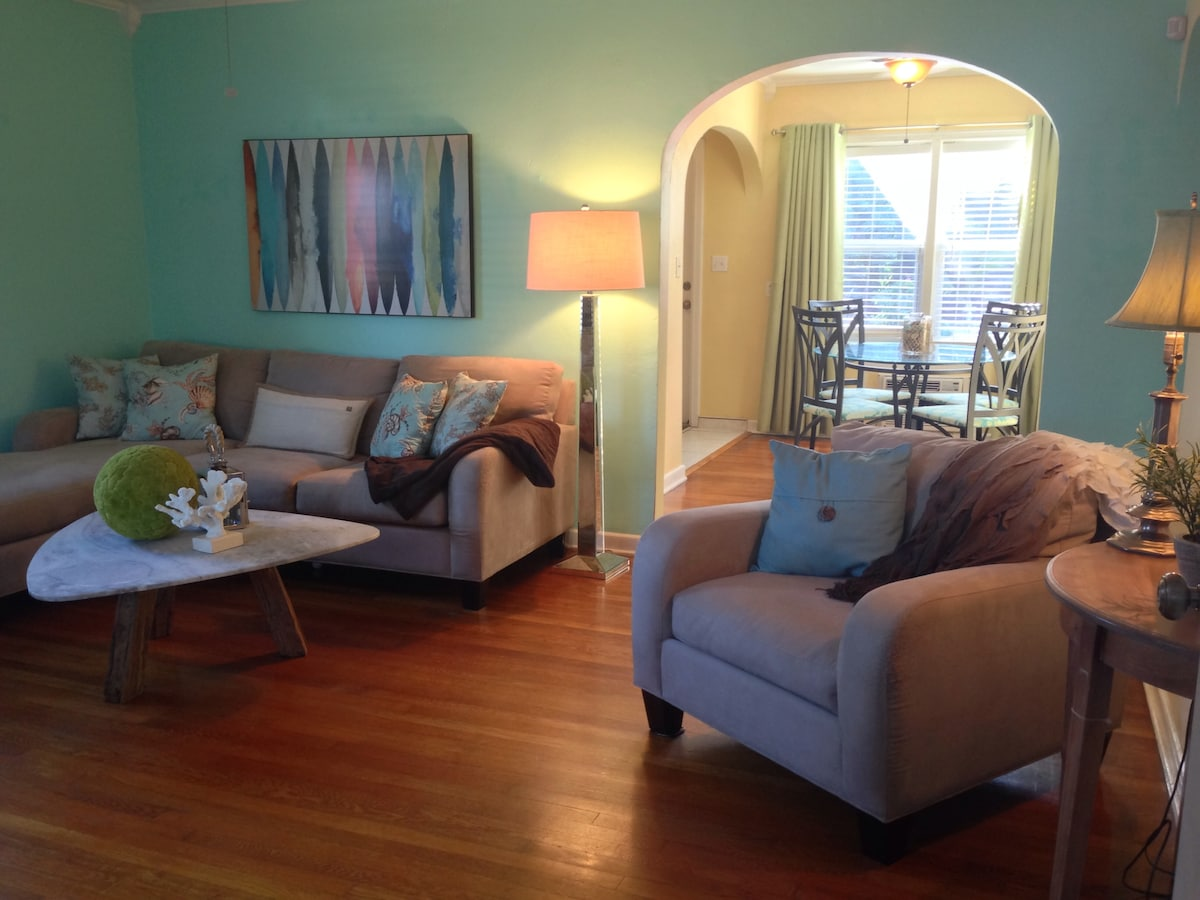 Tranquil Getaway 2 BR Home