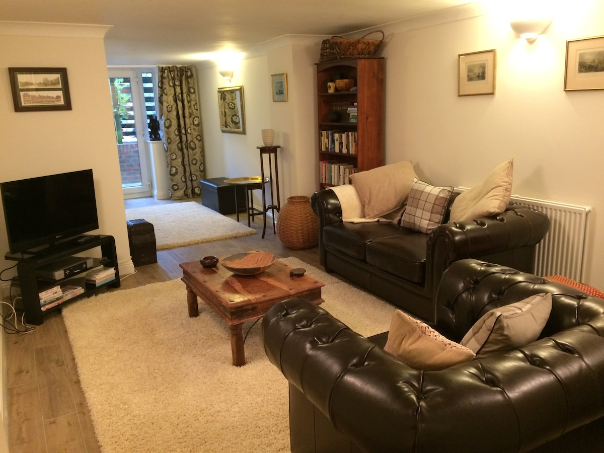 Spacious Guest Accommodation