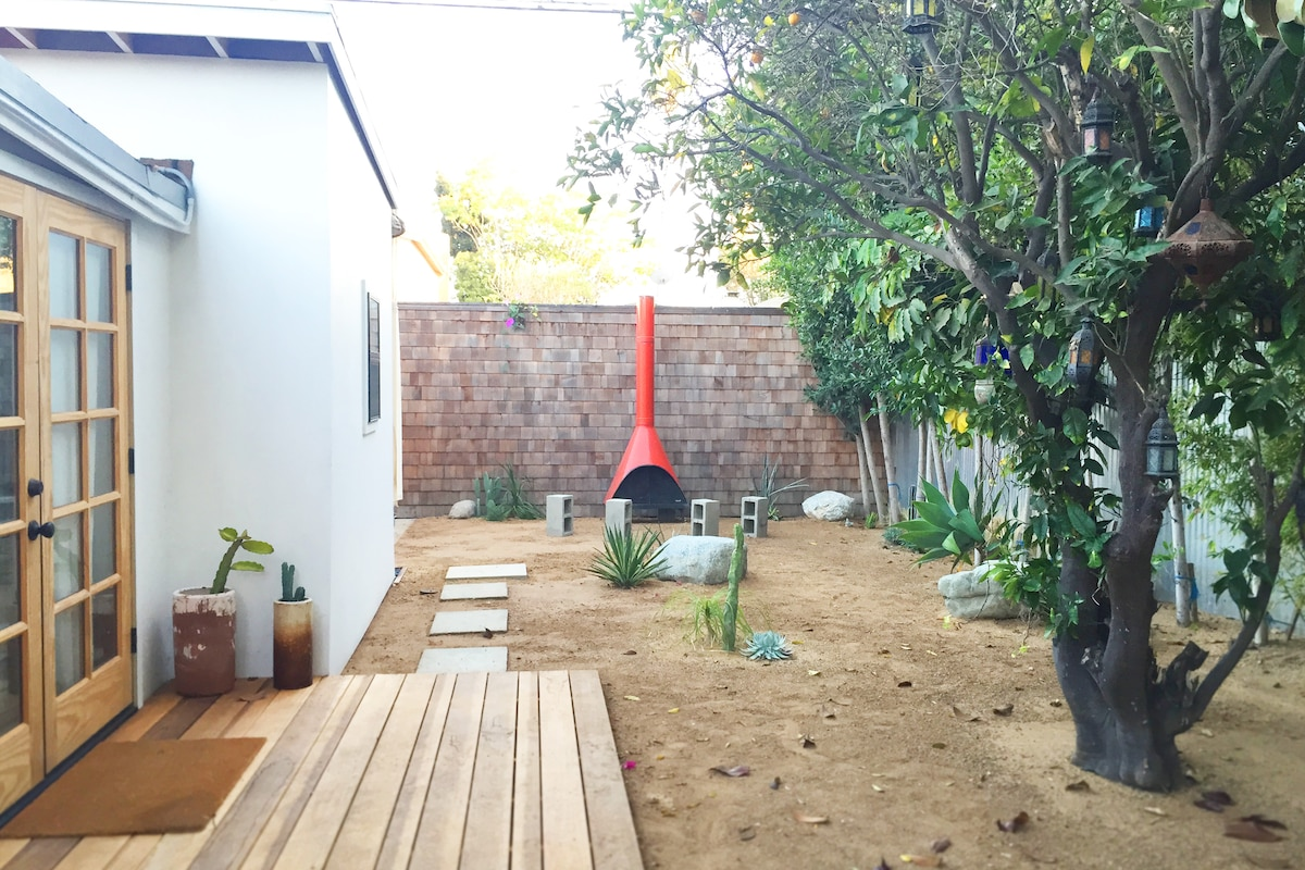 Tranquil Venice Beach Guest Cottage