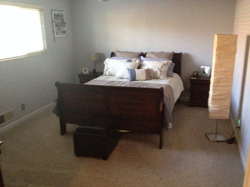 Executive fully furnished home