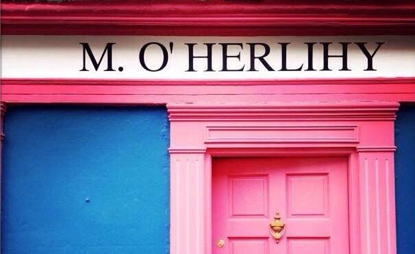 O'Herlihys Townhouse, Kinsale.