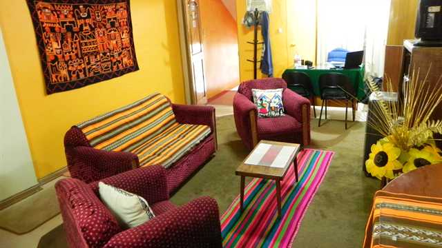 Double room in Puno center