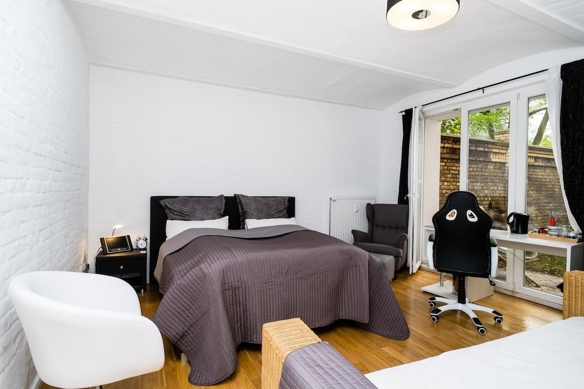 Cozy Room Prenzlauer Berg Terrace