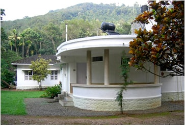 Green bungalow stay