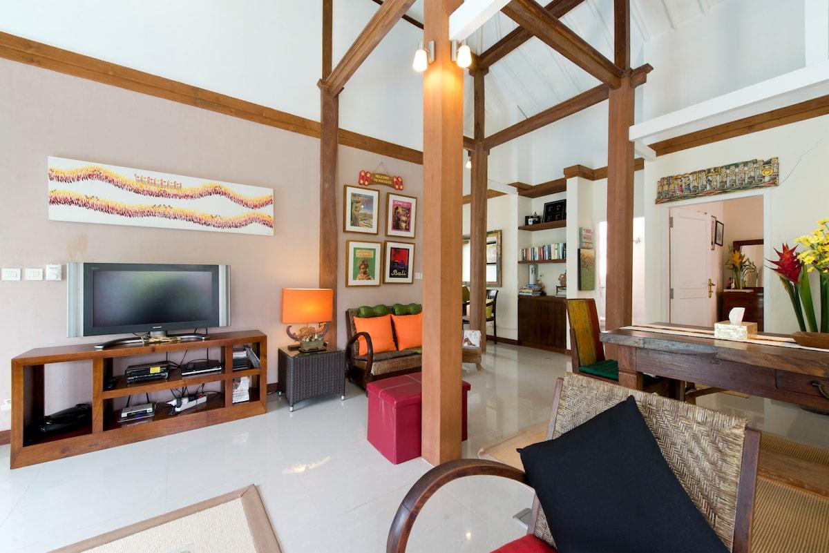 Uncle Tom's Cabin,Goa Gong,Jimbaran