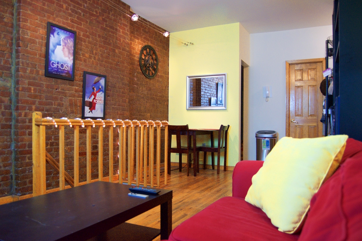 Charming Apt by 72nd & Central Park