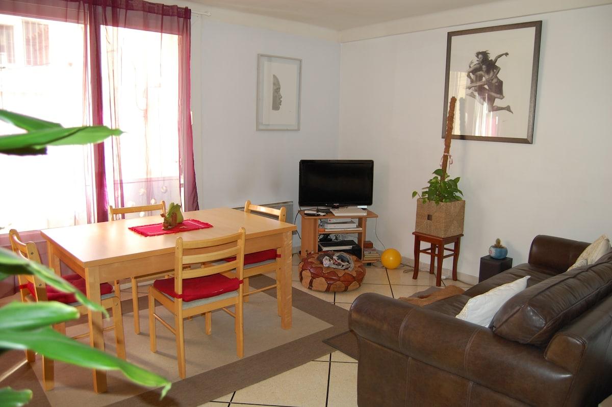 Montpellier center - double room