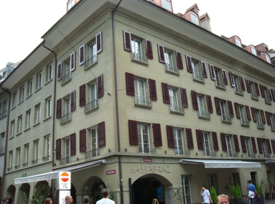 Modern and located in the old town