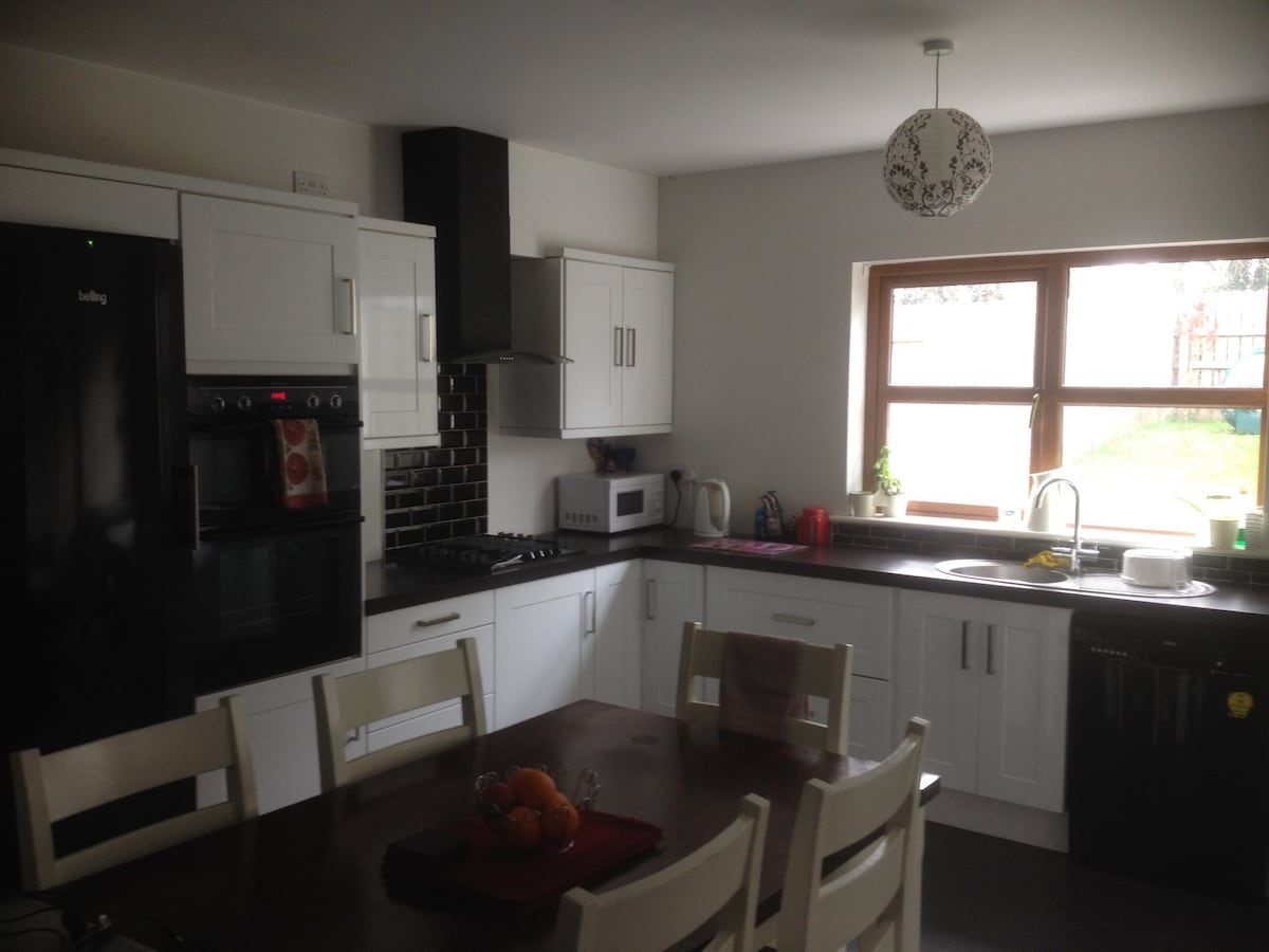 2 double rooms with guest bathroom