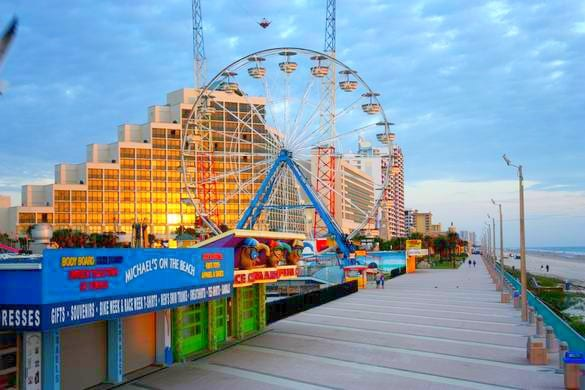 Daytona Beach Regency Condo 1 BDRM