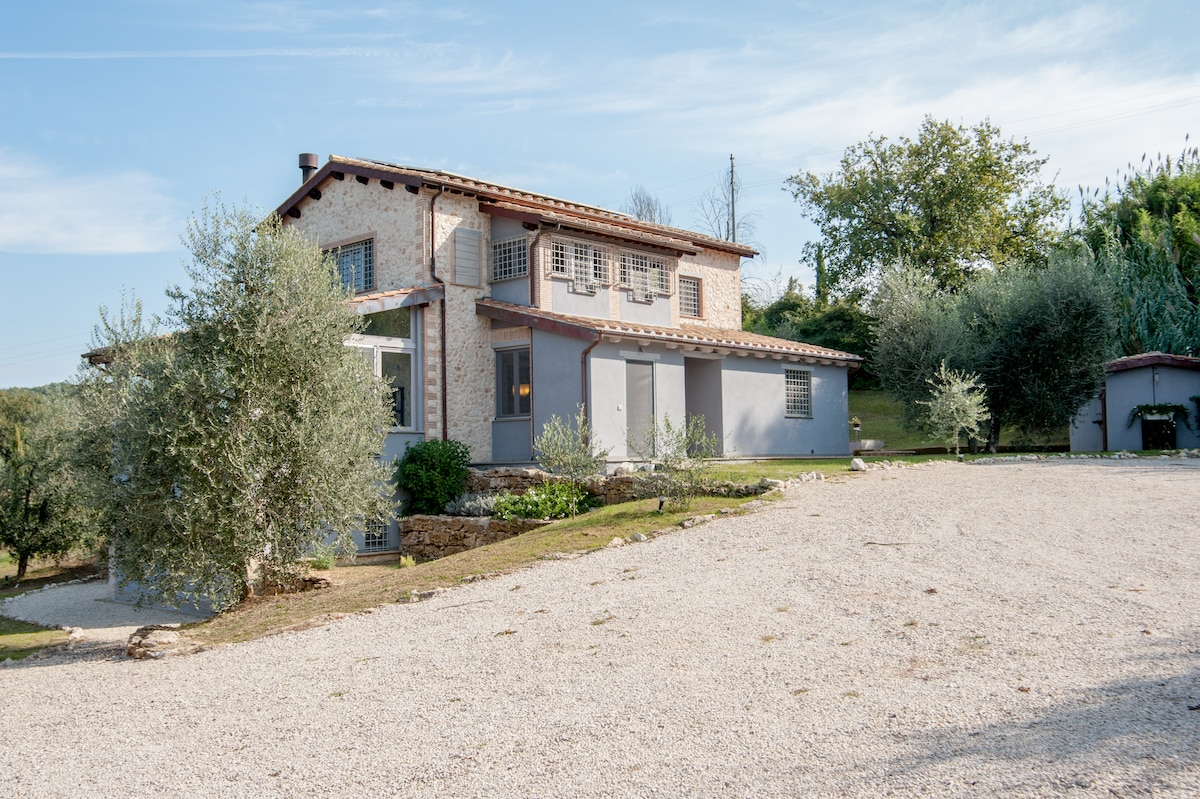 Umbria Luxury Villa - Private Pool