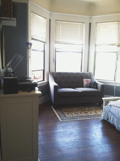 Huge Private Bedroom in the Mission