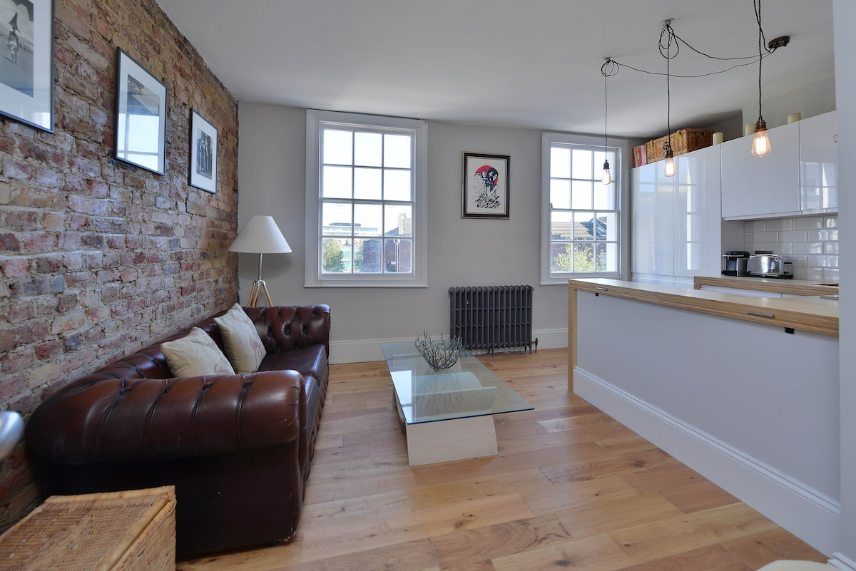Central One Bed Flat
