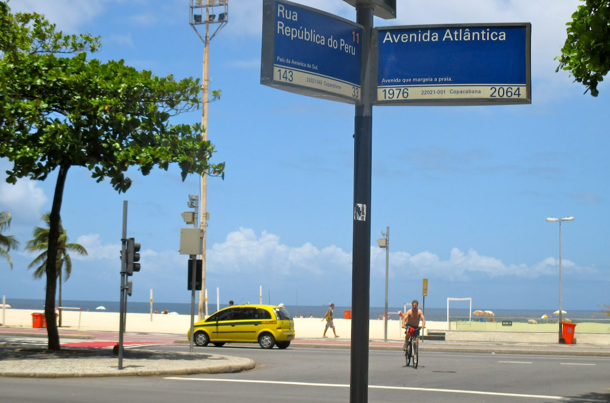 Best Location in Copacabana Beach
