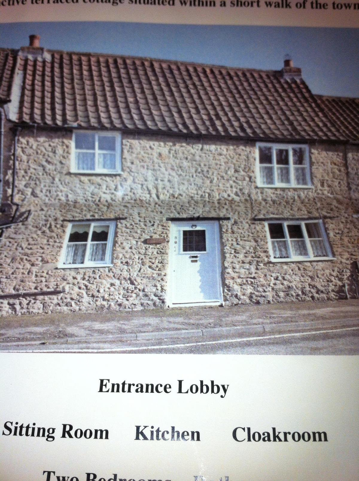 Quaint small cottage