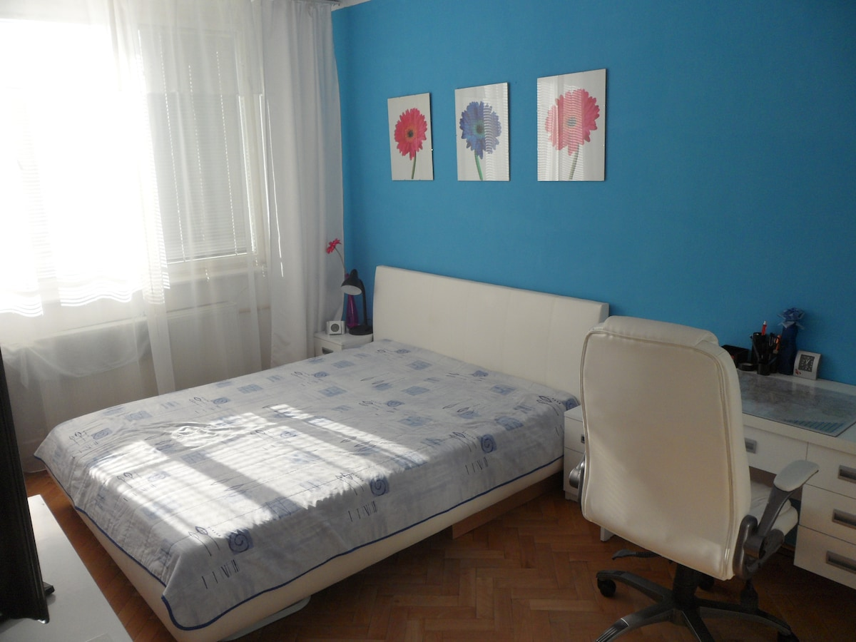 Cozy room near the center of Prešov