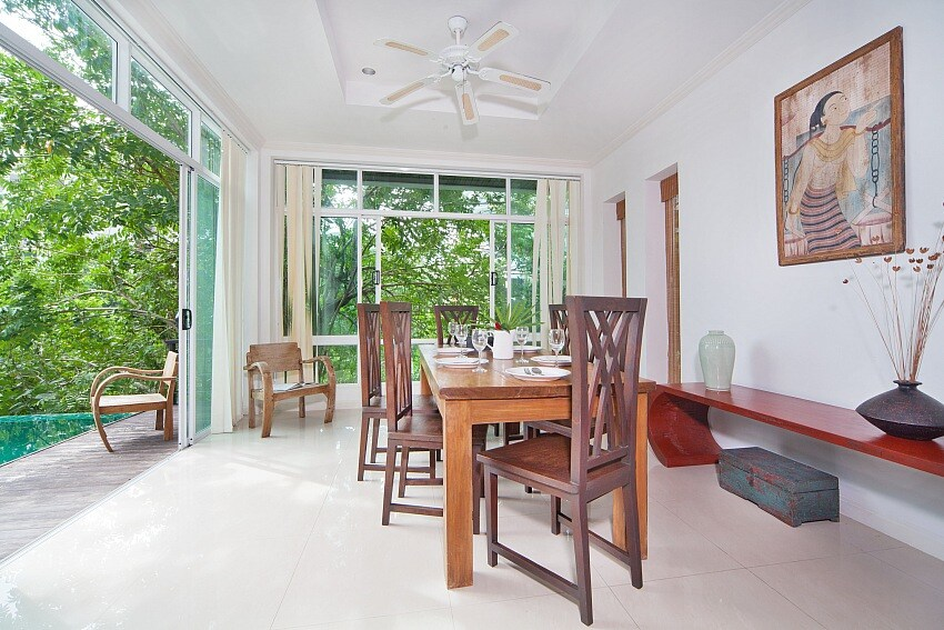 3+1bedroom villa.5min walk to Karon
