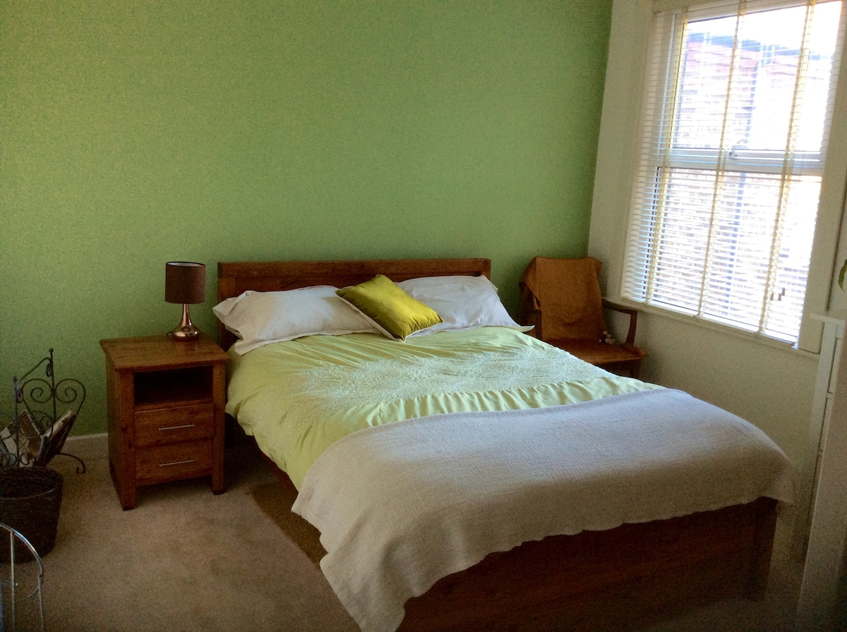Large comfy room at a small price !