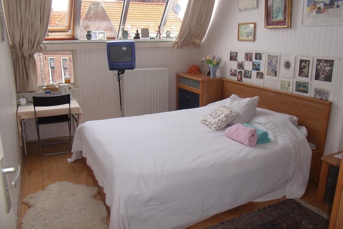 Nice app. room in Amsterdam centre