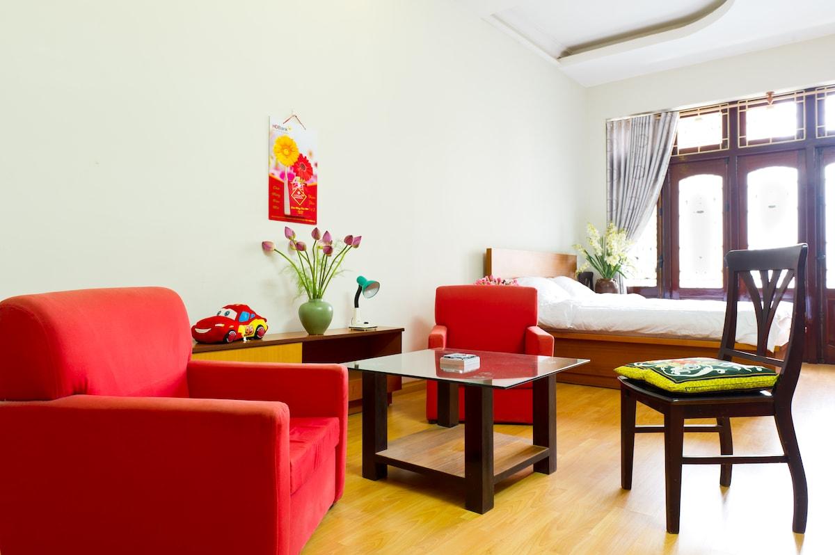 Studio Apartment Hanoi City Centre