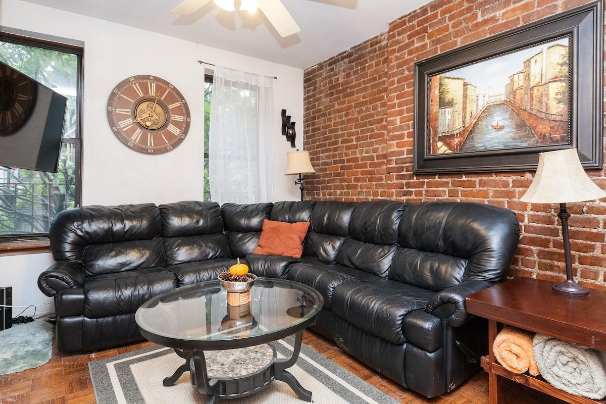2-Story West Village Duplex