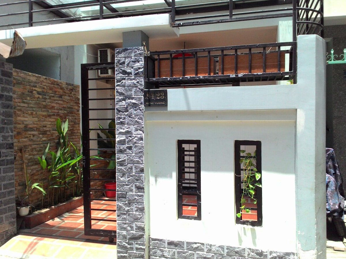 A house in the center of Nha Trang