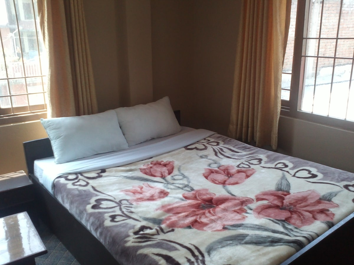Double Big Bed in Kathmandu