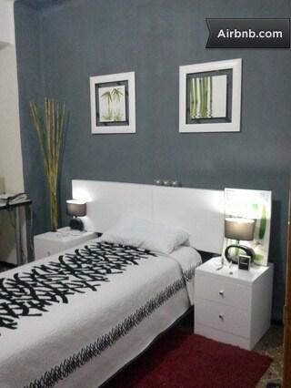 habitacion , bueno bonito y economi