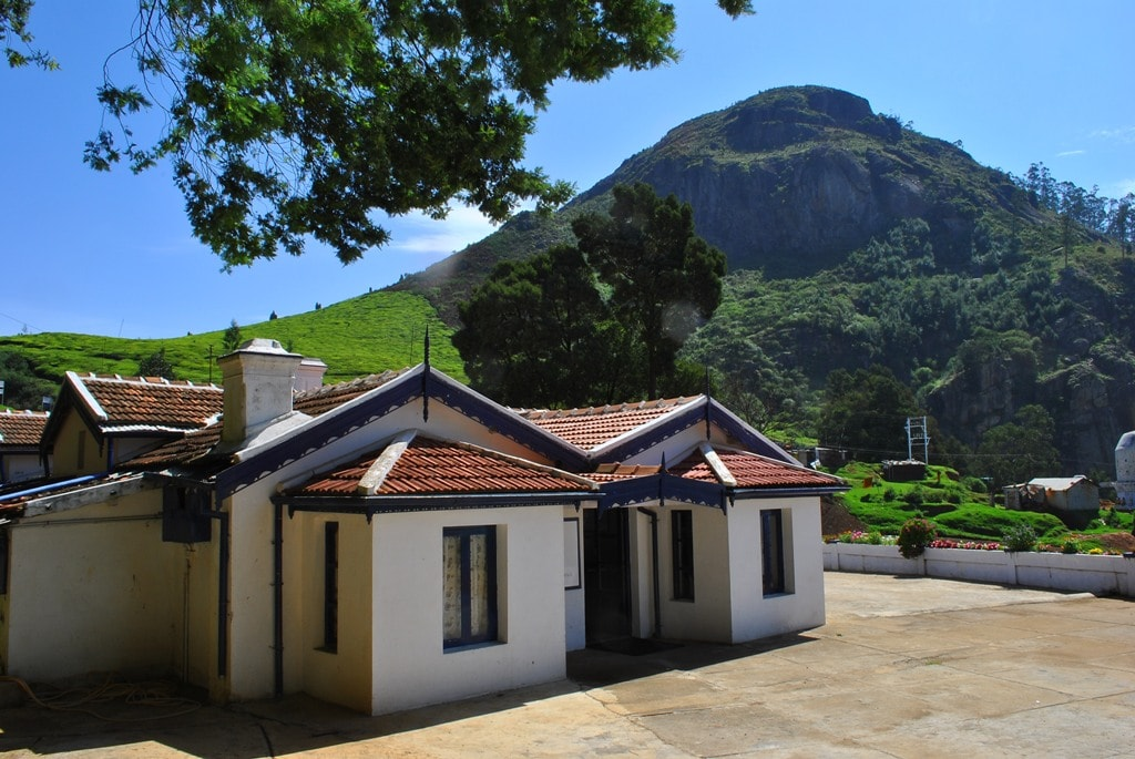 heritage stay in Ooty